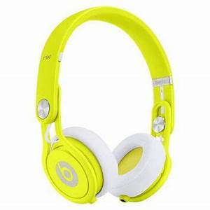 Beats by Dr Dre Mixr Headphones Neon from Tar