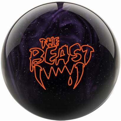 Ball Columbia Beast Purple Sparkle Bowling 300