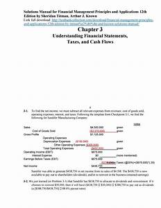 Financial Management Principles And Applications 12th