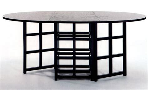 Dining Table DS 1 Mackintosh   Bauhaus Italy