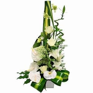 Corbeille De Fleurs Pour Mariage : composition providence fleurs anniversaire fleurs exotiques fleurs pour mariage ~ Teatrodelosmanantiales.com Idées de Décoration