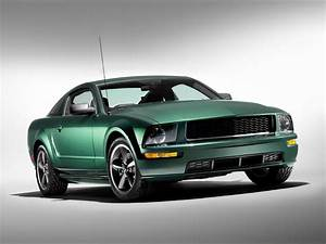 2008 Mustang Bullitt Showcased at L.A. Auto Show NO Car NO Fun! Muscle Cars and Power Cars! | NO ...