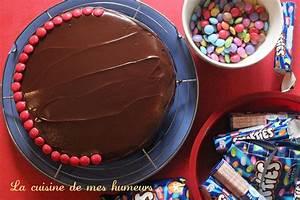 Décorer Un Gateau Au Chocolat : la cuisine de mes humeurs ~ Melissatoandfro.com Idées de Décoration