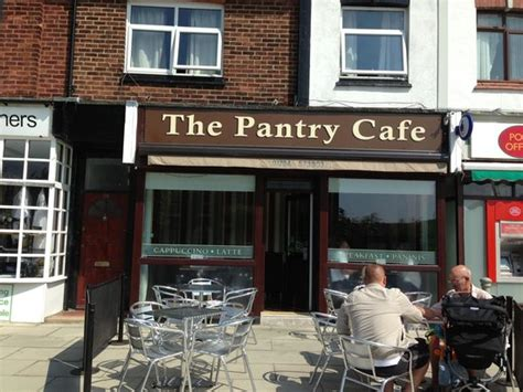 The Pantry Cafe Menu The Pantry Is Next To The Post Office Picture Of The