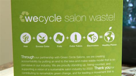 carbondale salon trends recycling wsiu