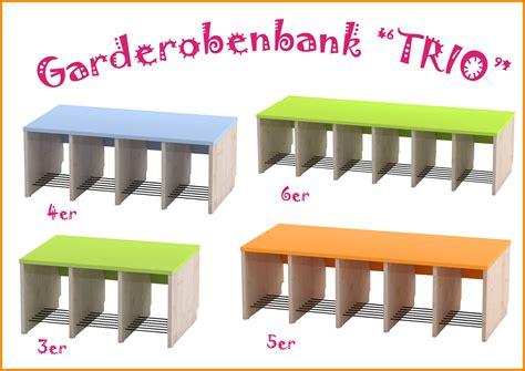 Sitzbank Flur Schule by Garderobenbank Kindergarten Bestseller Shop F 252 R M 246 Bel