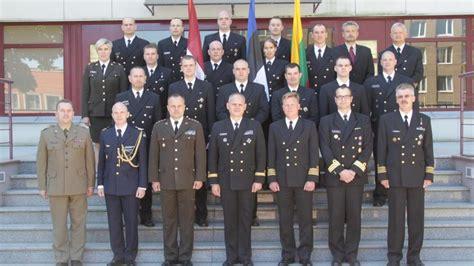 Baltijas valstu Jūras spēkus papildina Latvijā sagatavoti ...