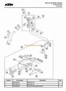 Ktm Rc390 Parts List And Diagram