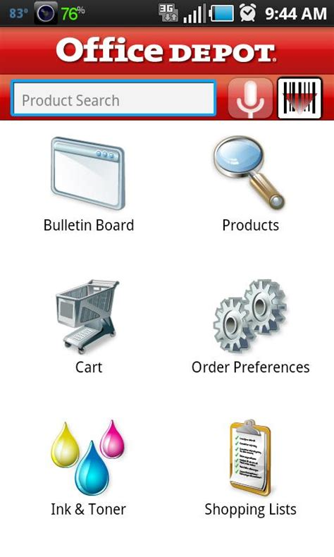 Office Depot App by Office Depot 174 For Business Android Apps On Play