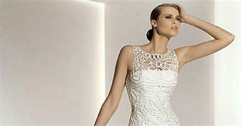 White Casual Second Marriage Short Wedding Dresses
