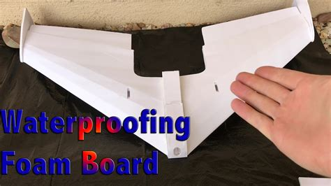 paint foam waterproofing foam board