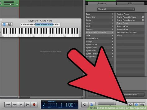 How To Garage Band by How To Make A Song On Garageband 9 Steps With Pictures