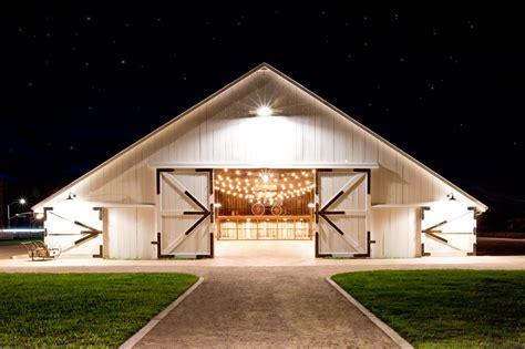 white barn wedding the white barn kramer events