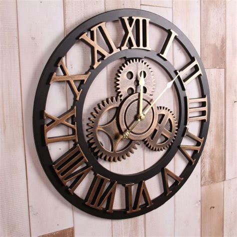 grange cuisine la grande horloge murale en photos