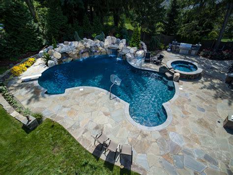 providence nj custom inground swimming pool design