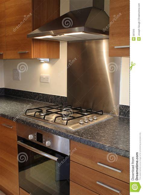 cuisine de luxe cuisine de luxe moderne neuve photo libre de droits image 597315