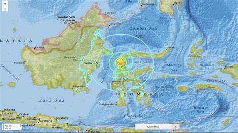 ring  fire indonesia earthquake explained