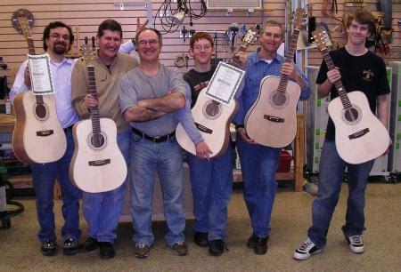 guitar kits class   guitar kit building
