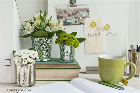 Office Desk Flowers by Add A Bit Of To Your Office Desk Lia Griffith