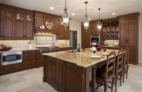 L Shaped Kitchen Layout Ideas With Island Kitchendesigns Kitchen Designs By Ken Inc Great Neck Ny Kl1301 Traditional