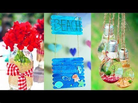 diy room decor  easy crafts ideas  summer home youtube