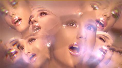 Ariana Grande Returns With Trippy Video For 'no Tears Left