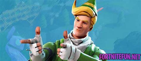 codename elf outfit fortnite battle royale