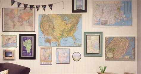 Gallery Map Wall Hometalk