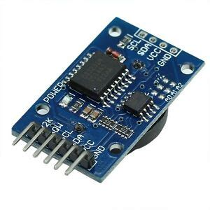 Rtc Real Time Clock Memory Module For Arduino