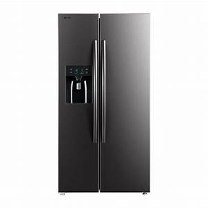 Toshiba 573l Side By Side Inverter Refrigerator Gr