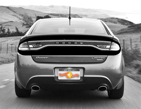 2020 dodge dart considering the l is special order solely, and the ls does not add a lot for a substantial price bump, we predict it is price skipping straight to the lt mannequin. DODGE DART 2013-2020 REAR DECK ACCENT BLACKOUT STRIPES