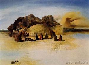 surreal paintings by salvador dali 23
