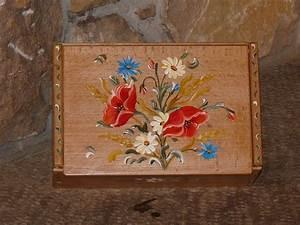 Boite a thes ou tisanes fleurs des champs for Ou acheter le tapis champ de fleurs