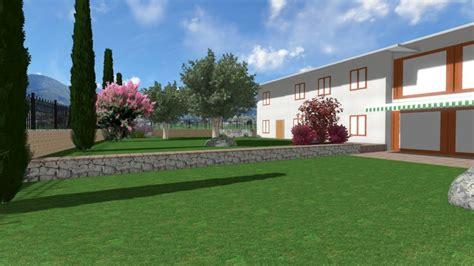 Progettare Giardini 3d Progettazione Giardini Verona