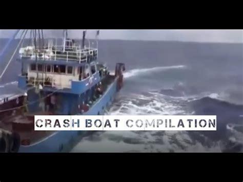 Crash Boat Youtube by Crash Boat Compilation Youtube