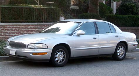 Buick 98 Park Avenue by 2003 Buick Park Avenue Information And Photos Zombiedrive