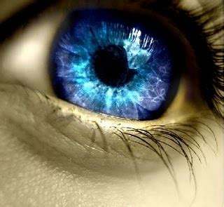 seeing lights in one eye see with the of your elysium heaven is here