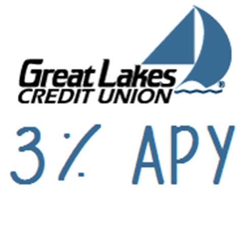 great lakes credit union phone number great lakes credit union glcu 3 rewards checking