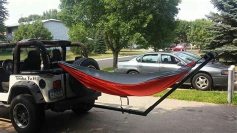 jeep hitch hammock jeep hammock jeep jeep wrangler accessories