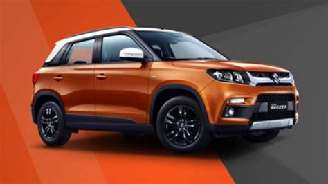 maruti suzuki vitara brezzas production  start