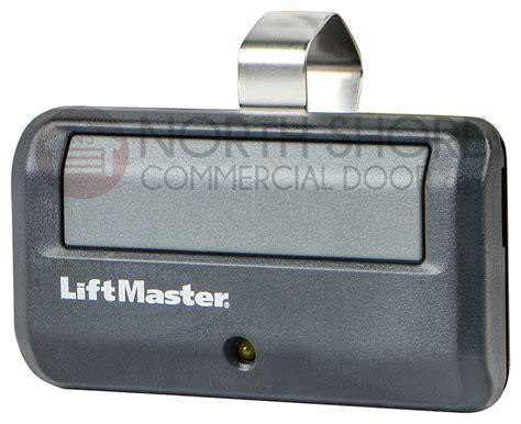 Liftmaster 891lm 1 Button Garage Door Opener Remote