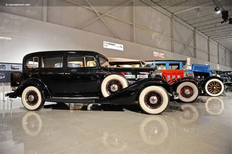 1933 Cadillac 355 C Eight History, Pictures, Sales Value