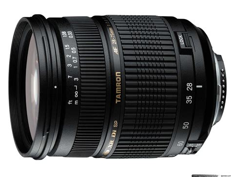 tamron 28 75mm f 2 8 gains motor for nikons digital photography review