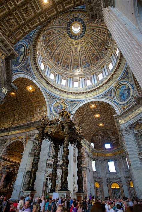 Cupola Bernini by File Baldacchino Bernini E Cupola A San Pietro Kam
