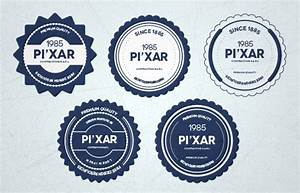 Badge Templates  Psd