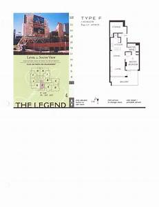 The Legend Floor Plan Townhome Type T2a
