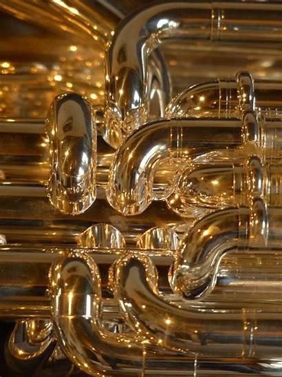 Instruments Brass Instrument Bugle Musical Tuba Euphonium