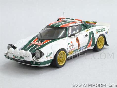 hpi-racing Lancia Stratos HF Alitalia #1 Rally Monte Carlo ...