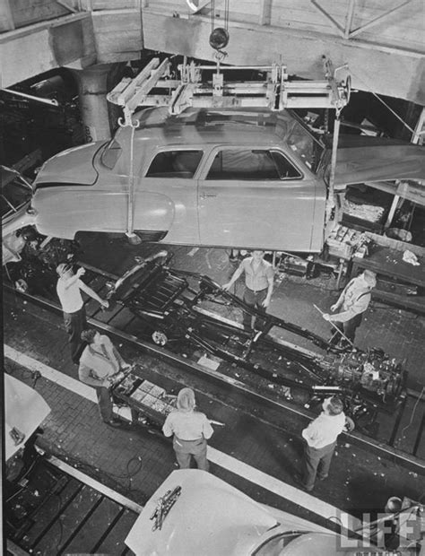studebaker stamping plant  abandoned car manufacturing