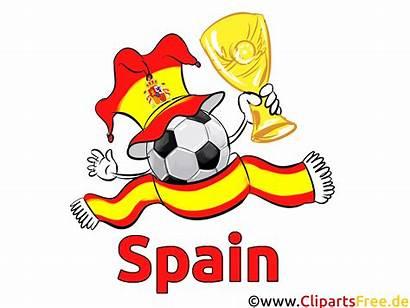 Clip Spain Football Clipart Spanien Edition Special